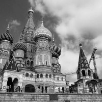 Храм Василия блаженного :: Юлия