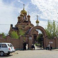 Храм :: Евгений Голубев