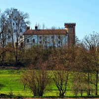 Старый замок ... :: Владимир Икомацких