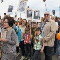 В строю с дедами и прадедами :: Наталья Тимофеева