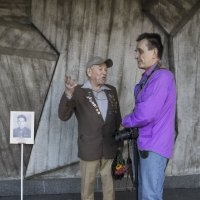 Ветеран и фотограф :: Aнна Зарубина