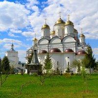 Болдинскй мужской монастырь :: Милешкин Владимир Алексеевич
