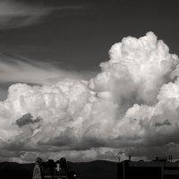 небо над Тбилиси :: Alla Swan
