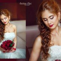 Свадебный проект 2016 :: Анастасия Улайси