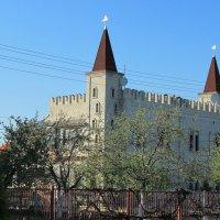 Замок на Поле чудес* :: Колибри М
