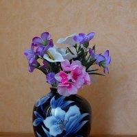 Три цвета нежности :: Nina Yudicheva