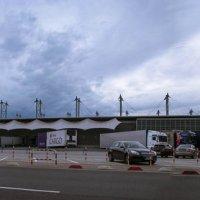 вечерняя панорама ( все тот же аэропорт ) :: Ешкин-Кот Дедушкин