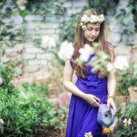 садовые забавы. :: Elena Shishkova
