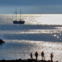 рыбаки и море :: Валерий Дворников