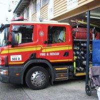 Современная пожарная машина :: Антонина