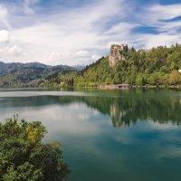 Словения озеро Блэд :: Alex FA