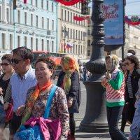 Гости северной столицы :: Alena Cyargeenka