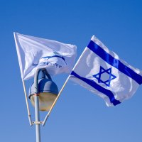Флаг израиля :: Александр Деревяшкин