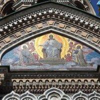 Фрагмент храма Спаса на крови :: Наталья