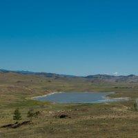 Тажеранская степь :: Константин Шабалин