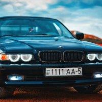BMW 740 :: Studia2Angela Филюта