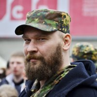 А он такой - мужчина с бородой! :: Viktor Pjankov