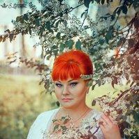 Цветущие сады :: Светлана Луресова
