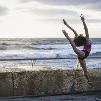 Морская гимнастика :: Alex Lerner