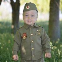 Мой маленький генерал ))) :: splin11