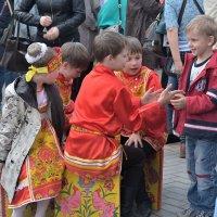 пока ждали свой выход.... :: Мария Климова