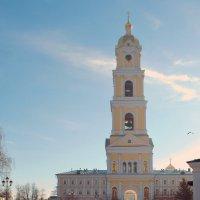 Колокольня Дивевского монастыря :: Александр Архипкин