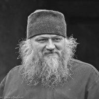 Монах. :: Виктор Евстратов