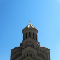 собор Святой Троицы  ( Цминда Самеба ) Тбилиси :: Alla Swan