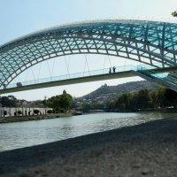 мост Мира ,Тбилиси :: Alla Swan