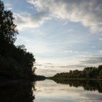 Закаты на Сухой протоке :: Алексей (АСкет) Степанов