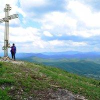 Гора Шизе. :: Береславская Елена
