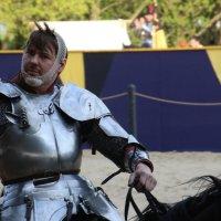 Раненый рыцарь :: Юрий Бомштейн