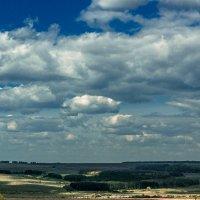 Облачный пейзаж :: Марат Зангиров