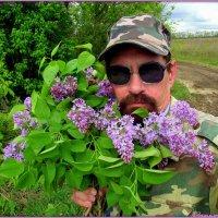 Сиреневый аромат :: Андрей Заломленков