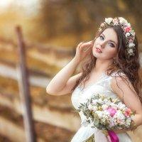 Свадебная прогулка Ивана и Анастасии :: Александра Гилета