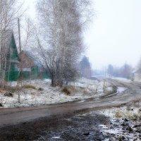 сибирь,деревня,начало мая.. :: зоя полянская