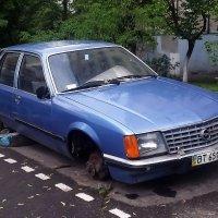 Так умирают автомобили... :: Владимир Бровко