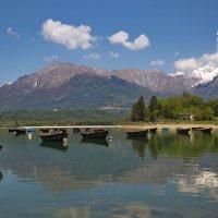Lago di Santa Croce (it) :: Юрий Куко'