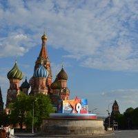 храм Василия Блаженного :: Anastasia Kuznetsova