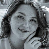 река, солнце, девушка :: Олеся Семенова