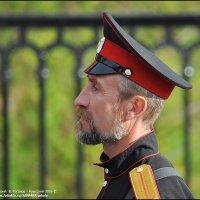 ЕСАУЛ :: Валерий Викторович РОГАНОВ-АРЫССКИЙ