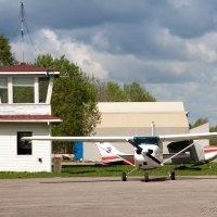 Из жизни полевого аэродрома :: Валерий Смирнов