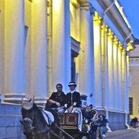 вечерние прогулки по Петербургу :: Елена