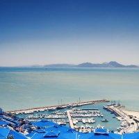 Sidi Bou Said, Tunix, Tunisia :: Виталий Бараковский