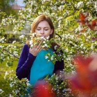 Ах,весна... :: Анна Печкурова