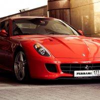 Ferrari :: Sergey Kalmykov