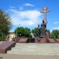 Памятник Примирения и согласия :: Нина Бутко