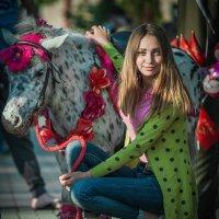 Моя маленькая Пони... :: Сергей Магер