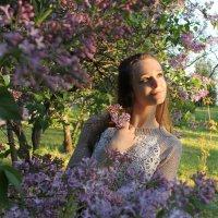 Весенний портрет :: оксана косатенко