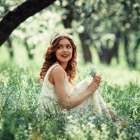 White Garden | Liliya Nazarova :: Liliya Nazarova